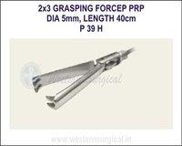 2*3 grasping forcep PRP