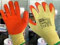 RIFA YELLOW ORANGE GLOVES