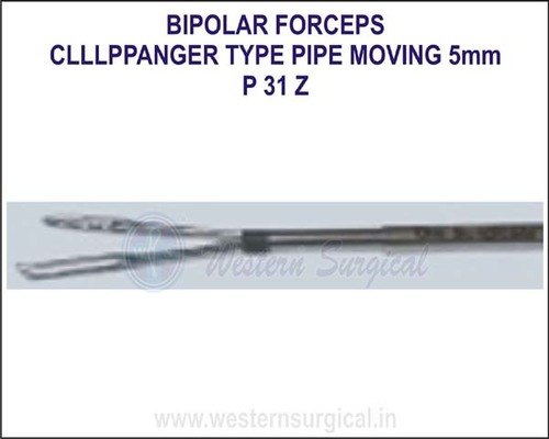 Clippanger Type pipe moving 5mm