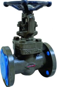 Forged Steel Gate Valves Flanged Ends