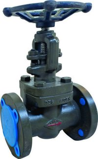 Forged Steel Globe Valves Flanged Ends