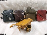 LEATHER HANDBAGS