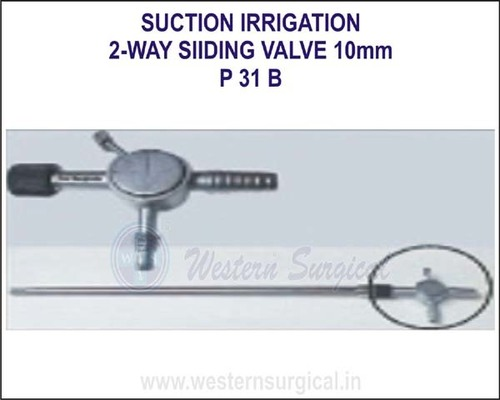 2-way Bilding valve 16mm