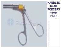 Claw Forceps 10mm