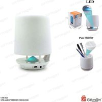 Bluetooth Speaker With Pen Holder  for Corporate Gift