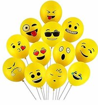 Emoji Face Expression Balloons