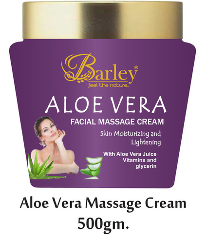 Barley Aloe Vera Facial Cream
