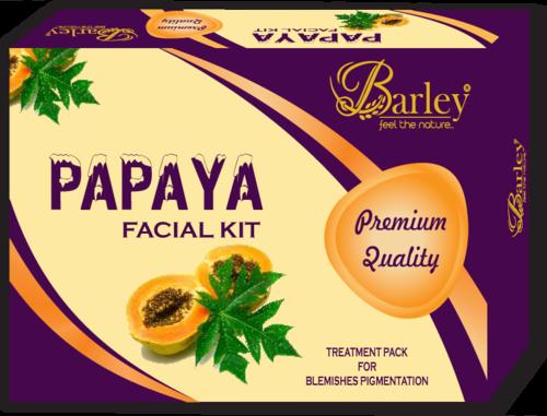 Barley Papaya Facial Kit