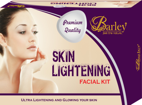 Barley Skin Lightening Facial Kit