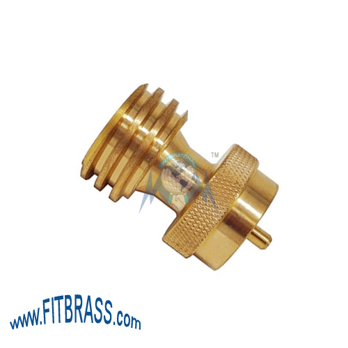 Brass Propane Tank Connectors Adaptors