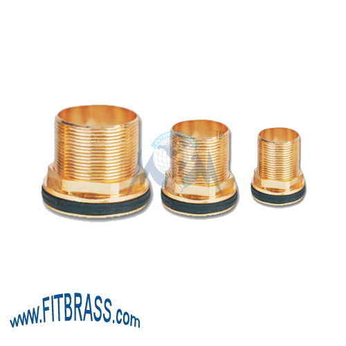 Flange Type Tank Connectors