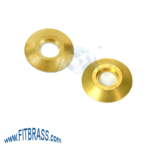 Brass Anchor Flange