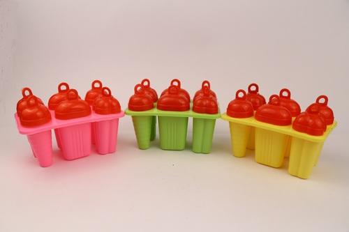 Kulfi -  Polypropylene Ice Mold, Kulfi Maker/Stick/Cream/Candy