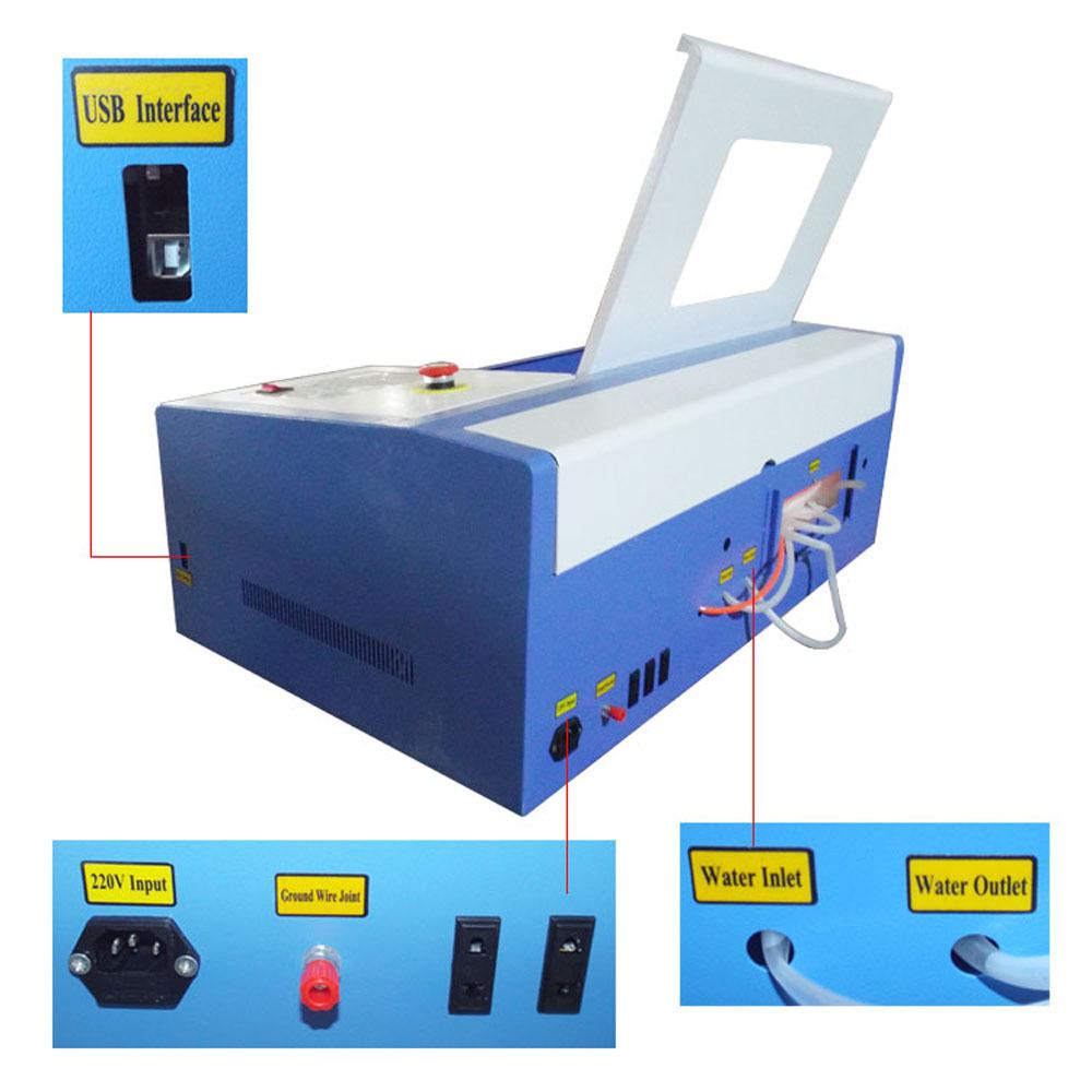 Co2 Laser Engrave Machine