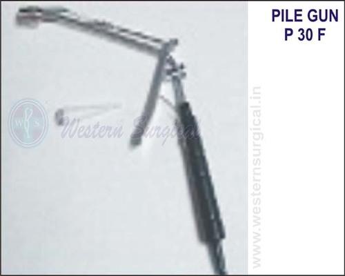 Pile Gun