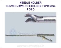 Curved Jaws TC ethicon type 5 mm