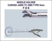 Curved Jaws TC oms type 5 mm