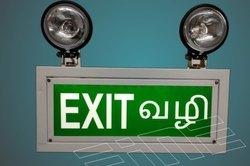Industrial Emergency Back Light- IEL EVH 110