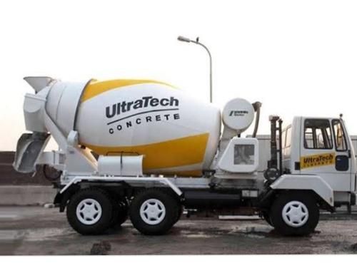 Ultratech RMC Ready Mix Concrete