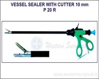 Vessel Sealer with Cutter  mm