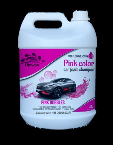 Car Color Foam Shampoo