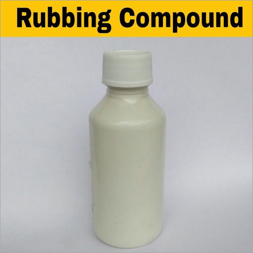 Car Rubbing Compound