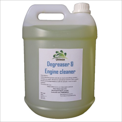 Degreaser And Engine Cleaner