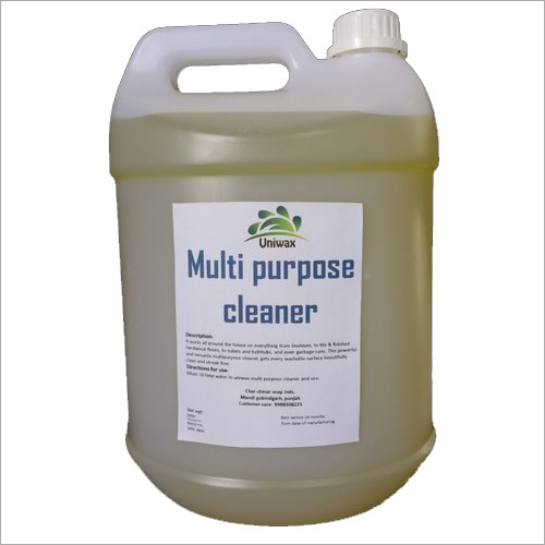Multi Liquid Cleaner