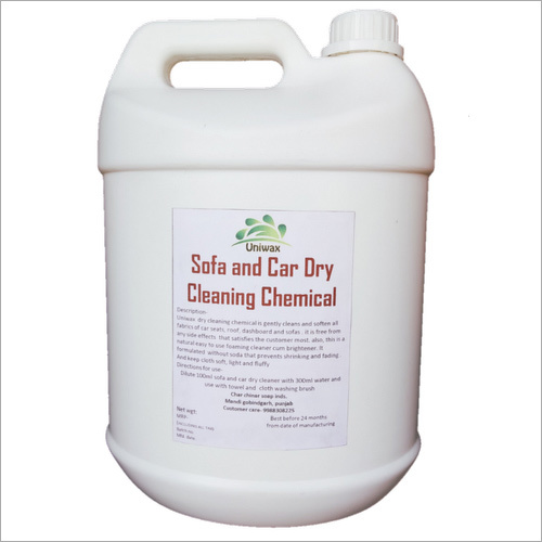 Sofa And Car Dry Cleaning Chemical