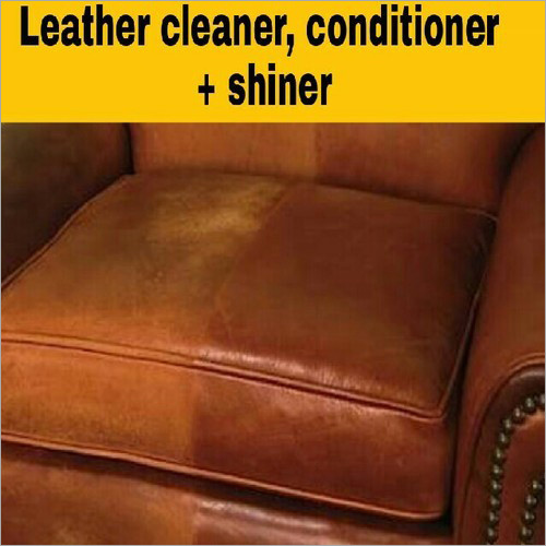 Leather Polish And Cleaner