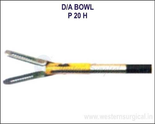 D/A Bowl