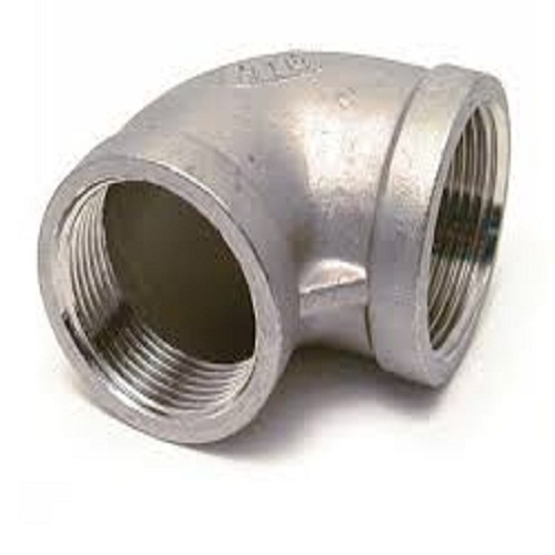 Stainless Steel Threaded Elbow