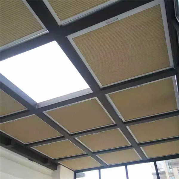 ELECTRIC HONEYCOMB CURTAIN