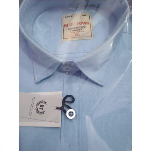 Mens Formal Cotton Shirt