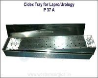 Cidex Tray for Lapro / Urology
