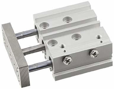 Cylinder With Guide Rod