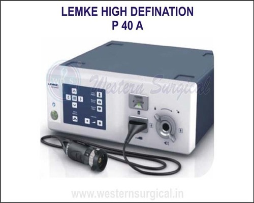 Lemke High Defination (HD-Camera)