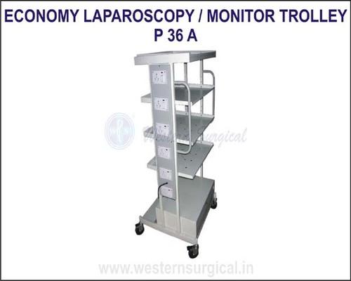Economy Laparoscopy / Monitor Trolley