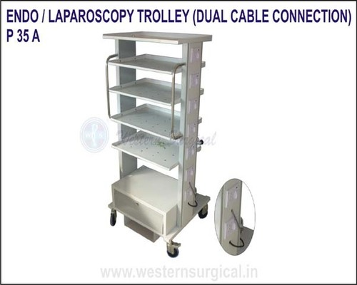 Endo/Laparoscopy Trolley