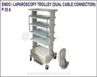 Endo/Laparoscopy Trolley