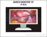 Barco Monitor 19