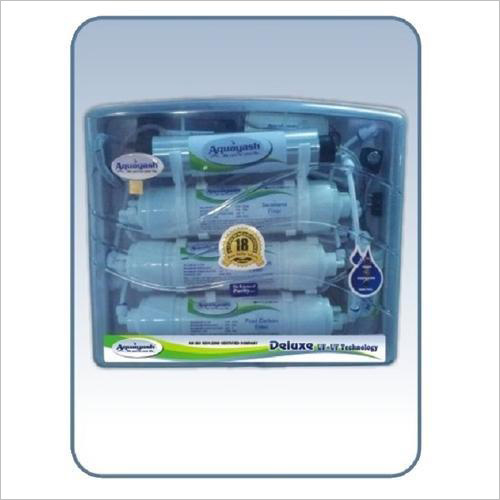 Aquayash 120 PSI Deluxe UV Plus UF Water Purifier