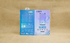 2019 Gathe Factory price for paper tempered glass boxes with fashionable design