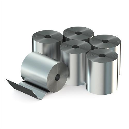 Plain Aluminum Foil