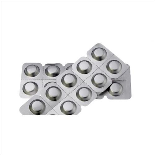 Silver Pharmaceutical Alu Alu Foil