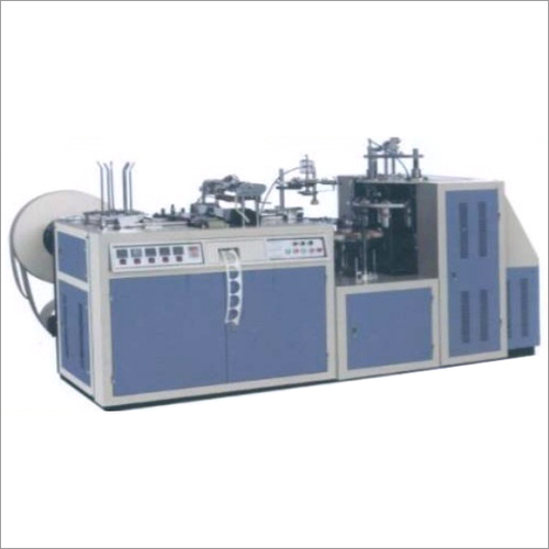 Automatic Handle Cup Forming Machine