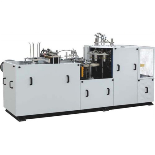 Open Cam Paper Cup Machine