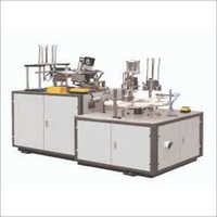 Automatic Double Wall-Ripple Cup Making Machine
