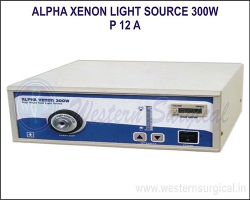 Alpha Xenon Light Source  300w