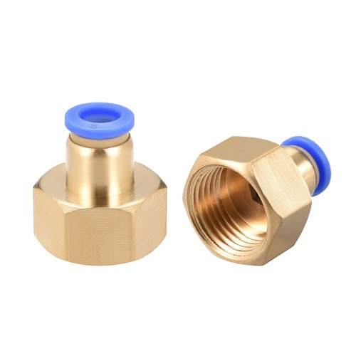 GPFC G Thread Pneumatic Brass Fittings With Cap